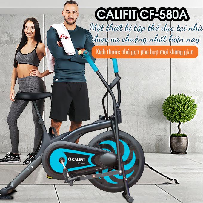 Xe đạp tập thể dục tại nhà CALIFIT CF-580A