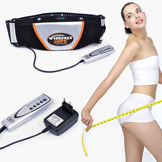 Đai massage bụng Vibro Shape Perfect